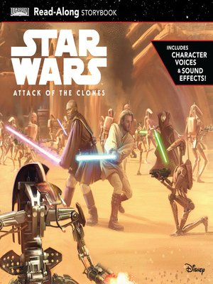 cover image of Star Wars Attack of the Clones