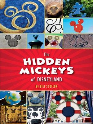 cover image of The Hidden Mickeys of Disneyland