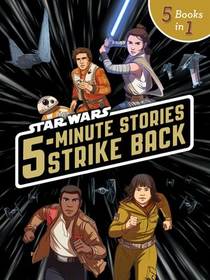 cover image of 5-Minute Star Wars Stories Strike Back