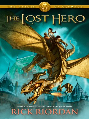 The heroes of olympus | read riordan.