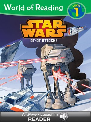cover image of AT-AT Attack!