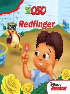 cover image of Redfinger