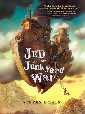 cover image of Jed and the Junkyard Wars