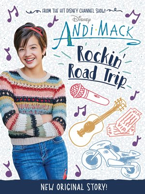cover image of Rockin' Road Trip