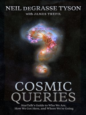 cover image of Cosmic Queries