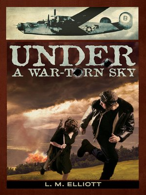cover image of Under a War-Torn Sky