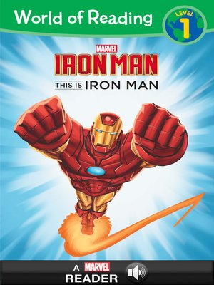 cover image of World of Reading Iron Man