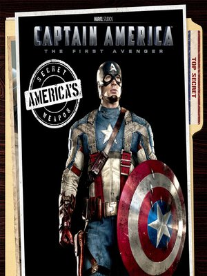 cover image of Captain America: America's Secret Weapon