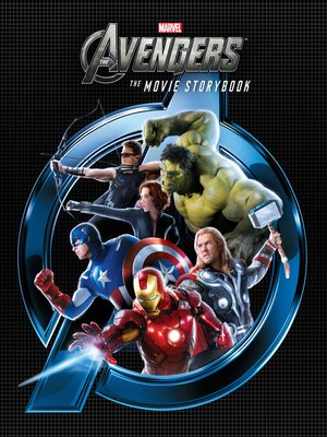 cover image of The Avengers Movie Storybook