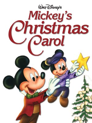 cover image of Mickey's Christmas Carol
