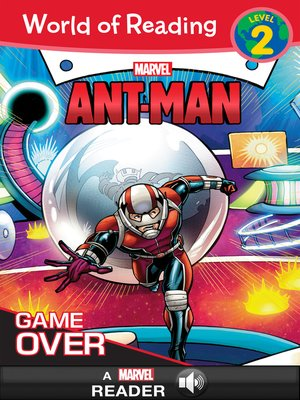 cover image of World of Reading: Ant-Man