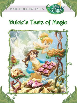cover image of Dulcie's Taste of Magic