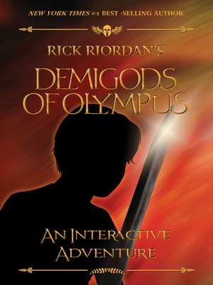 cover image of The Demigods of Olympus