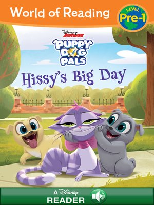 cover image of Hissy's Big Day