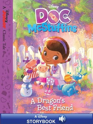 cover image of A Dragon's Best Friend: A Disney Read-Along
