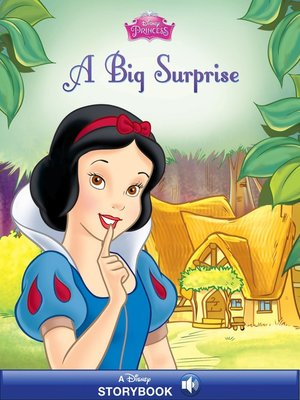 cover image of A Big Surprise