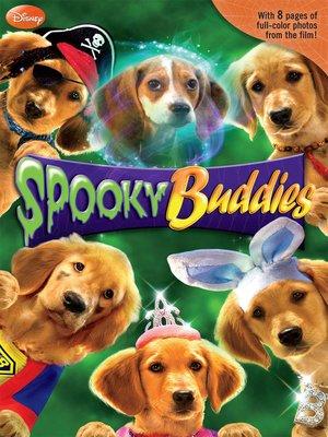 cover image of Spooky Buddies Junior Novel