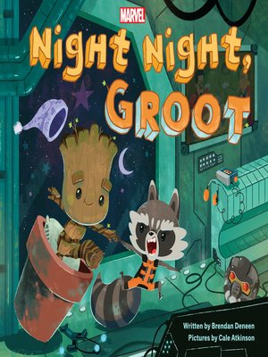 cover image of Night Night, Groot