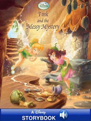 cover image of Tink and the Messy Mystery