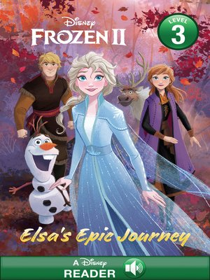 cover image of Elsa's Epic Journey