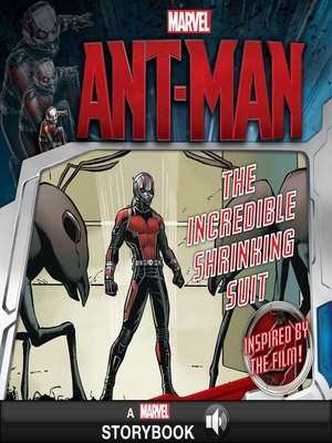 cover image of The Incredible Shrinking Suit
