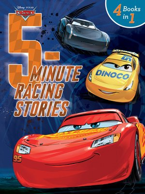 cover image of 5-Minute Racing Stories