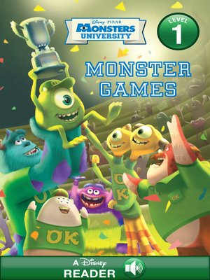 cover image of Monster Games