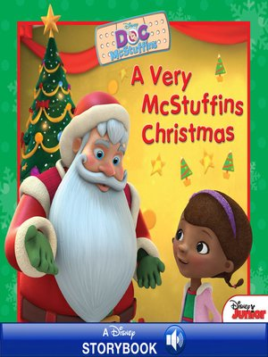 cover image of A Very McStuffins Christmas