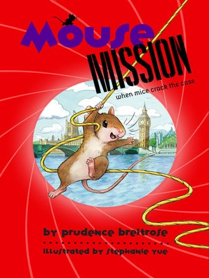 cover image of Mouse Mission