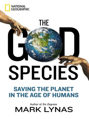 cover image of The God Species