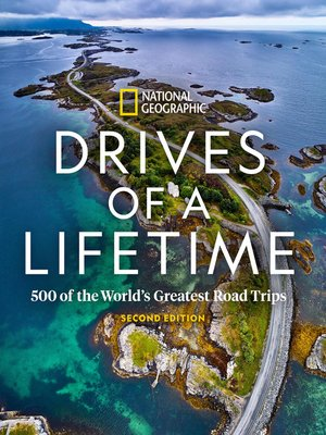 cover image of Drives of a Lifetime