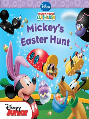 cover image of Mickey's Easter Hunt