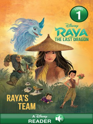 cover image of Raya's Team
