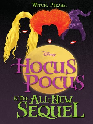 cover image of Hocus Pocus and the All-New Sequel
