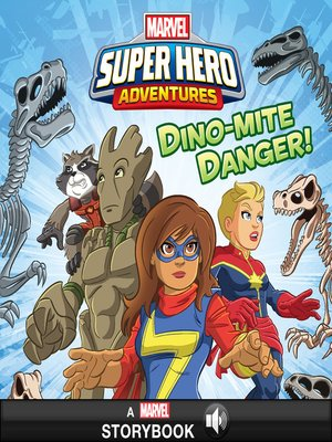cover image of Super Hero Adventures: Lazy Bones!