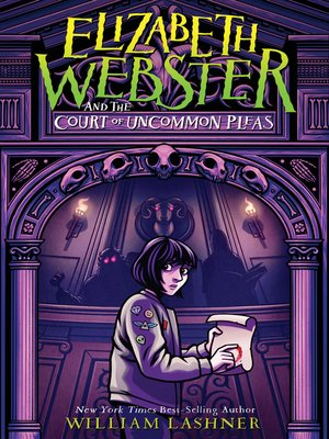 cover image of Elizabeth Webster and the Court of Uncommon Pleas