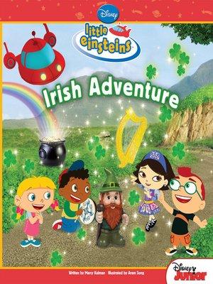 cover image of Irish Adventure