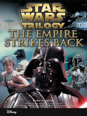 cover image of Star Wars Trilogy