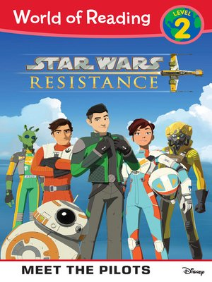 cover image of Star Wars Resistance: Meet the Pilots