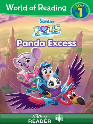 cover image of T.O.T.S.: Panda Excess
