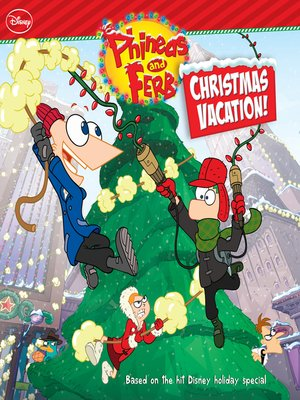 cover image of Christmas Vacation