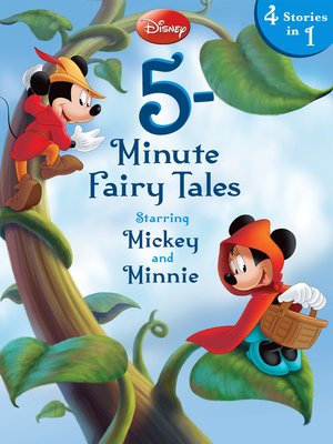 cover image of Disney 5-Minute Fairy Tales Starring Mickey & Minnie