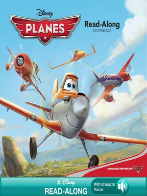 cover image of Planes Read-Along Storybook