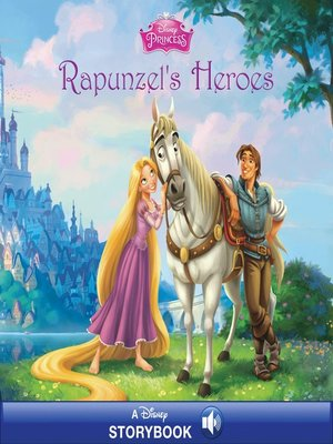 cover image of Rapunzel's Heroes