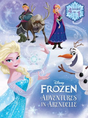 cover image of Adventures in Arendelle
