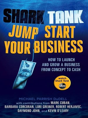 cover image of Shark Tank Jump Start Your Business