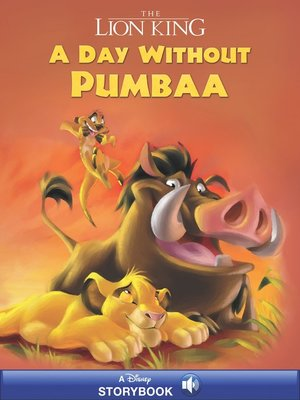 cover image of A Day Without Pumbaa