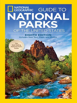 cover image of National Geographic Guide to National Parks of the United States