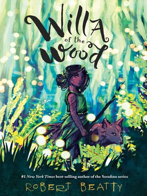 cover image of Willa of the Wood