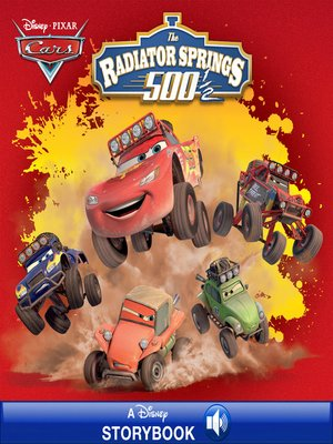 cover image of The Radiator Springs 500 1/2